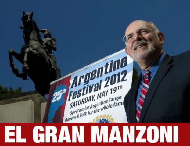Daniel Manzoni Director of 'Festival Argentino' Washington DC