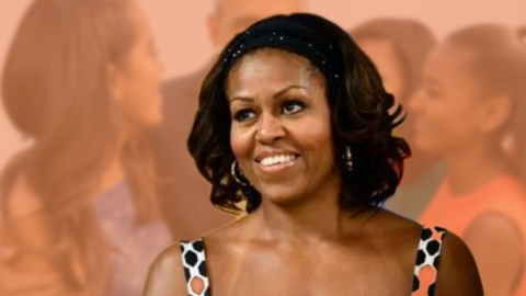Michelle Obama's Profile in Courage