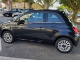 The rented Fiat 500 and flew from Oporto to Madrid